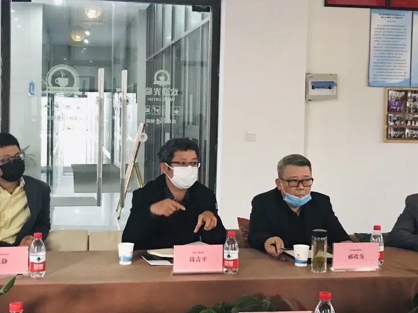 共克时艰,政企齐心 | 浙江省委统战部、人民银行领导莅临袋鼠云参观交流